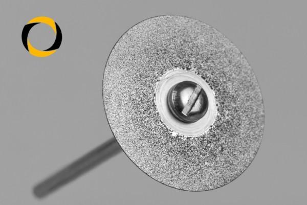 Trennscheibe Typ AM Durchmesser 22mm Stärke 0,2mm